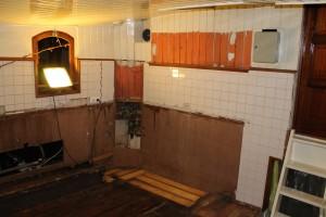 Keuken oud